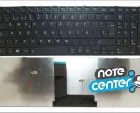 Teclado Toshiba C50-B C50D-B C55-B C55D-B C50A-B Español