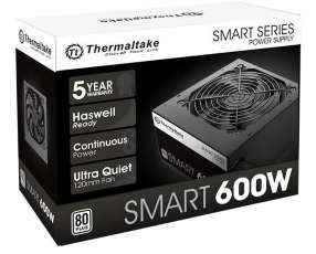 Fuente thermal 600w 80 plus smart white ps-spd-0600npcwus-w