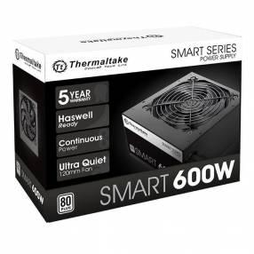 Fuente thermal 600w 80 plus smart white ps-spd-0600npcwus-w
