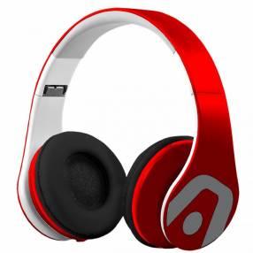 Auricular argom arg-hs-2441rd dj pro rojo