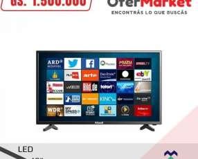 Smart TV LED de 40 pulgadas
