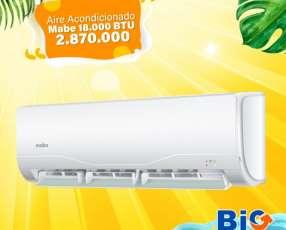 Aire acondicionado 18.000 btu