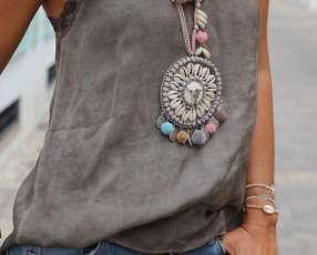 Collar Bohochic