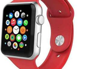 Smartwatch rojo