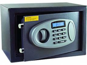 Caja de seguridad digital con LCD chica