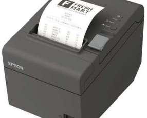 Impresora Epson TM-T20II EDG USB/Serial Térmica