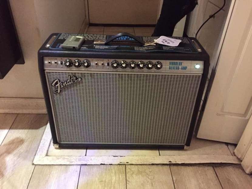 Amplificador Fender Custom Vibrolux Reverb 1968 - 0