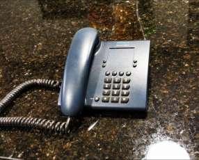 Teléfono de línea baja Siemens