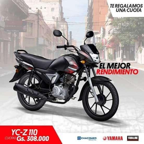 Motos Kenton y Yamaha - 2