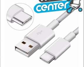 Cable USB C a USB 3.0 Carga Rápida y Sincronización