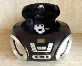 Radio portatil con reproductor cd