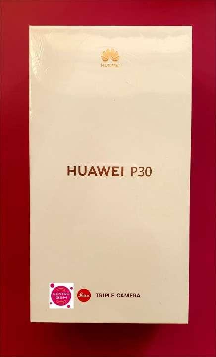 Huawei P30 nuevo en caja - 0