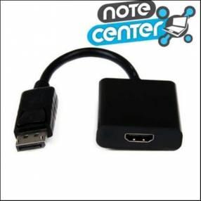Adaptador displayport a HDMI