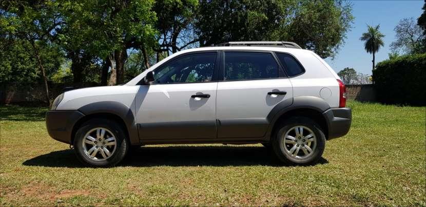 Hyundai Tucson 2008 - 0