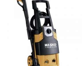 Hidrolavadoras Wasko Premium 130 bar 1900W