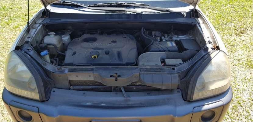 Hyundai Tucson 2008 - 8
