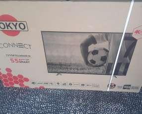 TV Smart 55 pulgadas Tokyo 4k