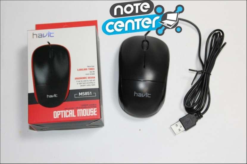 Mouse Havit HV-MS851 USB - 0