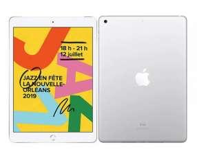 iPad 7 de 10.2 pulgadas 32 gb wifi silver