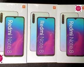 Xiaomi Note 8 de 128 gb nuevos