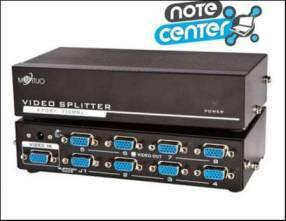 Splitter VGA con 8 salidas y 1 entrada
