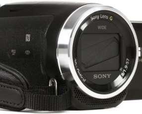 Filmadora Sony CX675. Adquirila en cuotas de Gs. 383.000!