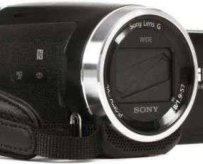 Filmadora Sony CX675. Adquirila en cuotas de Gs. 425.000!