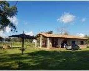 Casa Quinta en Yukyry Areguá