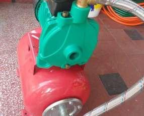 Motobomba de 1 hp Resa