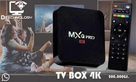 TV Box 4k - 0