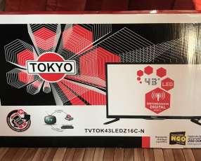 TV LED Tokyo de 43 pulgadas Full HD