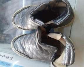 Champion plateado calce 33