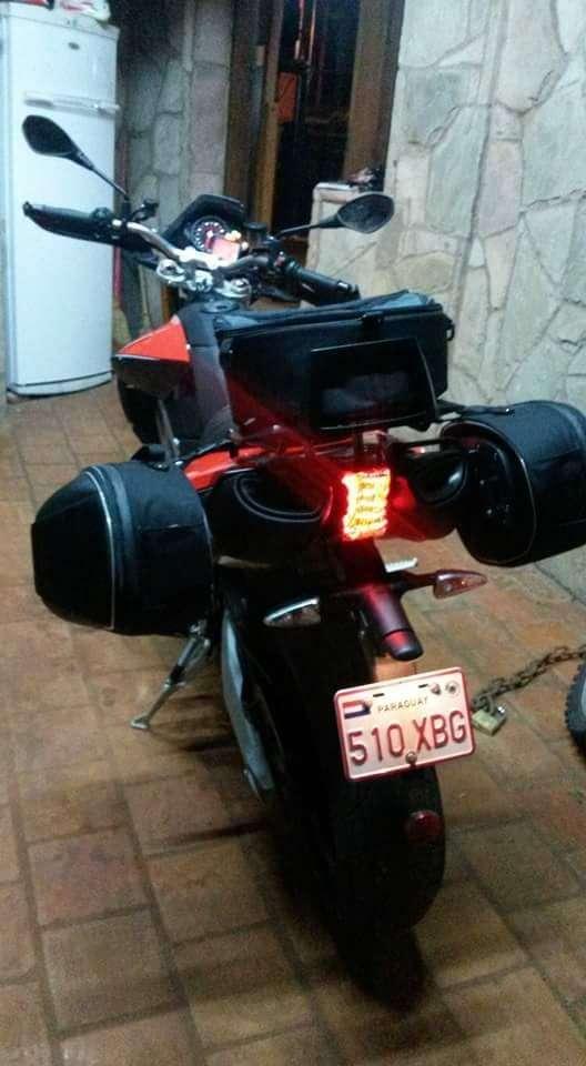 Moto Aprilia Dorso Duro 1200 2015 - 5