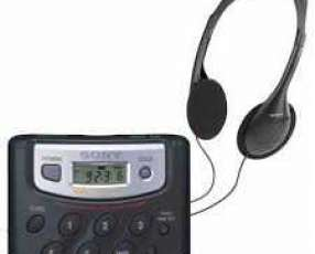 Radio Portátil Sony
