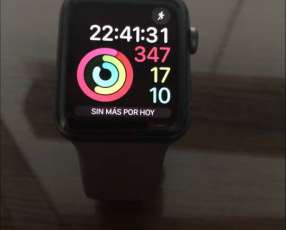 Applewatch Series 3 42mm aluminio