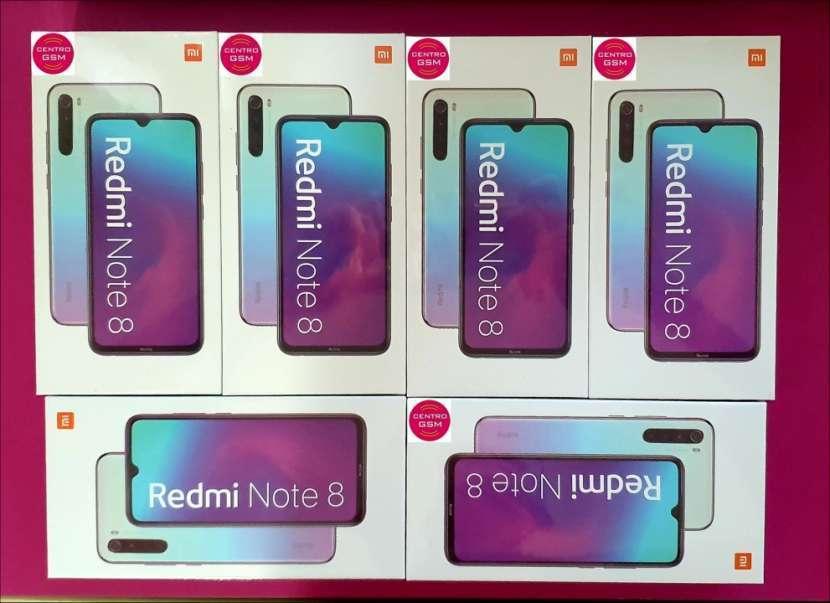 Xiaomi Redmi Note 8 de 128 gb nuevos - 0