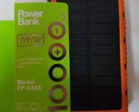 Cargador Auxiliar Ecopower Solar 10000 mAh