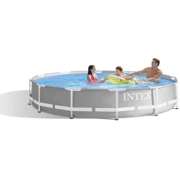 Piscina c/ estructura y filtro 6.503 litros INTEX - 0