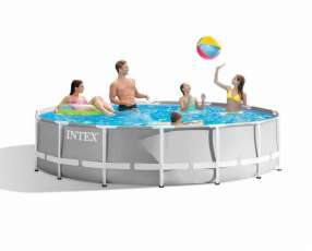 Piscina c/ estructura y filtro 16.805 litros INTEX