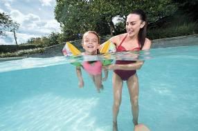 Alitas para niños c/ diseños 30x15cm Aquatic Life BESTWAY