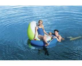 Asiento inflable 1.50x1.40m CoolerZ BESTWAY