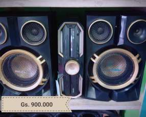 Equipos de sonidos Sony y Philips