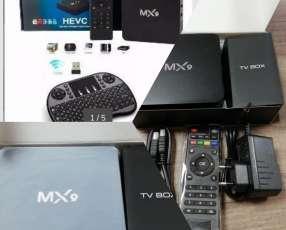 TV Box android 9 Mx9 4k