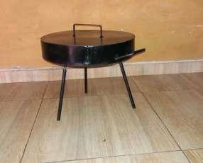 Chupinera de disco de arado con tapa
