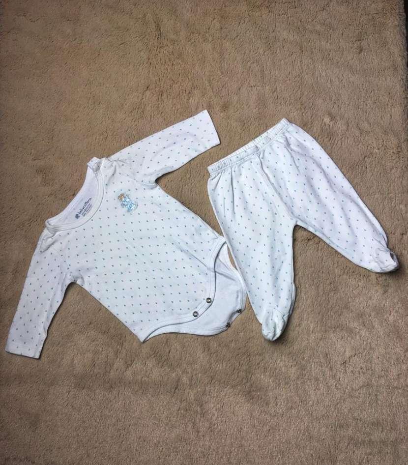 Conjunto Baby Cottons - 0