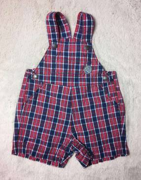 Mameluco short Mimo, 3 meses