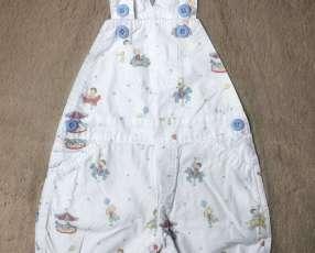 Mameluco short Baby Cottons, recién nacido