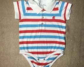 Body manga corta Baby Cottons, 3 meses