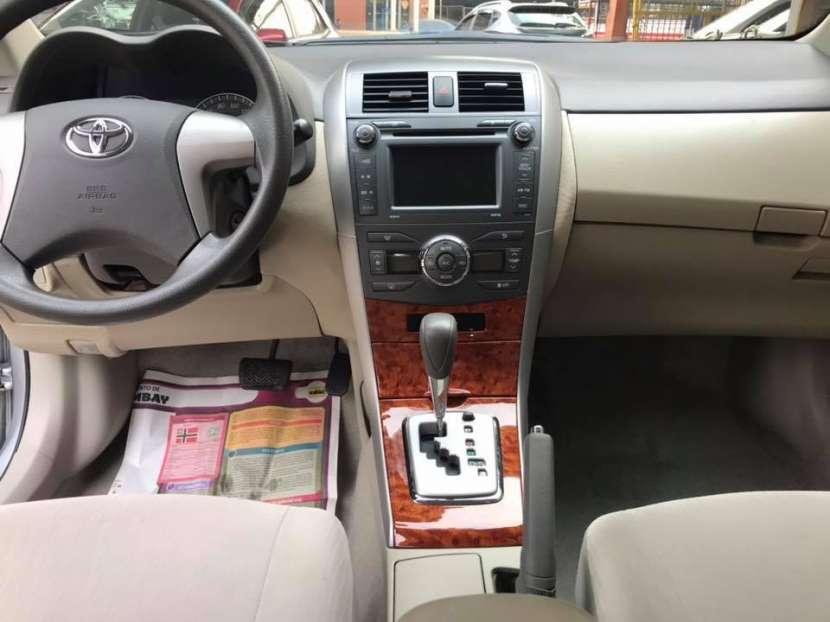 Toyota Axio 2008 motor 1.5 naftero automático para Uber - 5