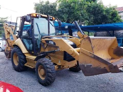 Tractor Retropala CAT 2010
